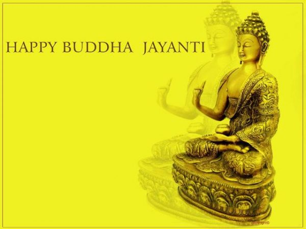 Wishes For Happy Buddha Jayanti