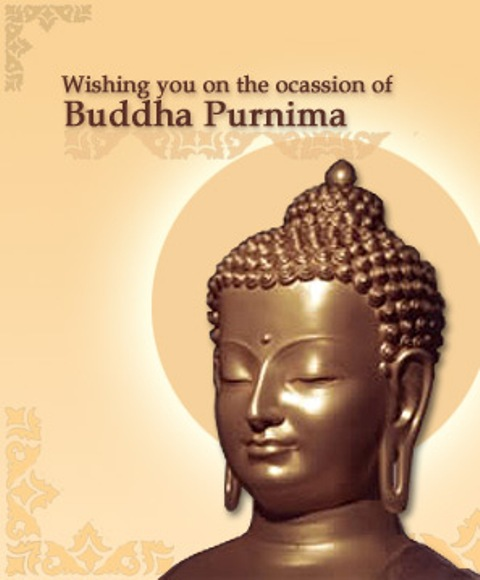 Wishing You On The Ocassion Of Buddha Purnima