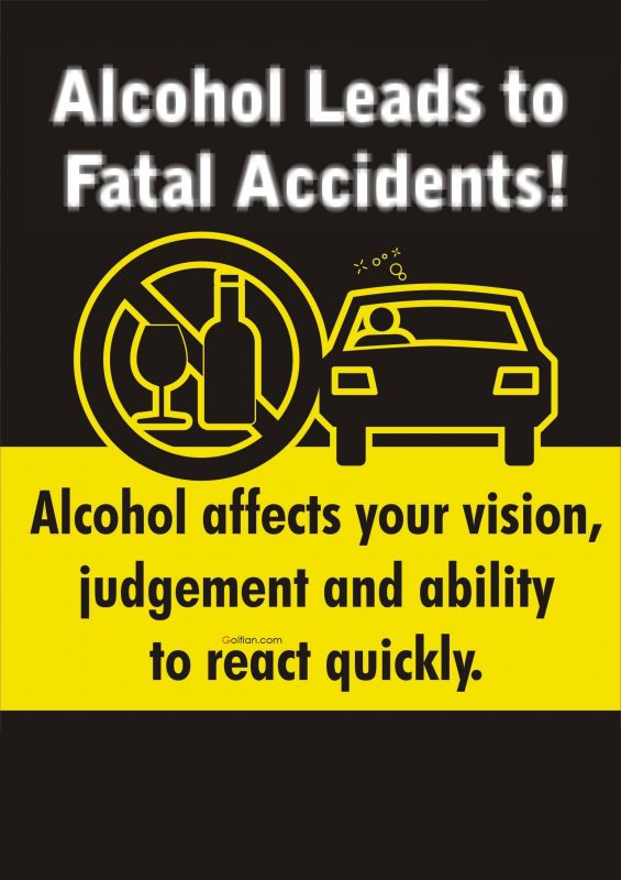 Alcohol Leads To Fatal Accidents