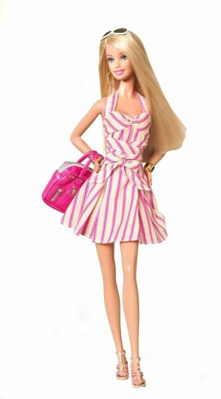 Attractive Barbie Doll Image