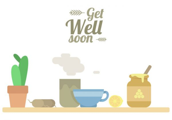 Attractive Image Of Get Well Soon
