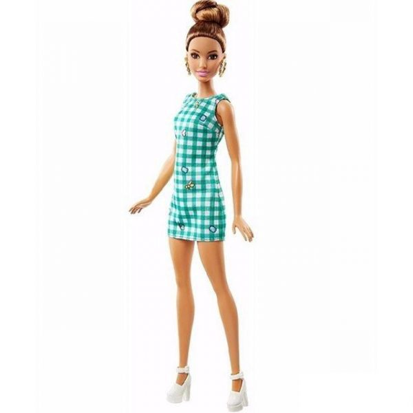 Barbie Doll Wearing Short Outfit