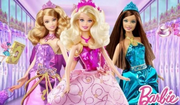 Barbie With Friend Image