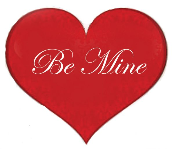Be Mine Heart Image