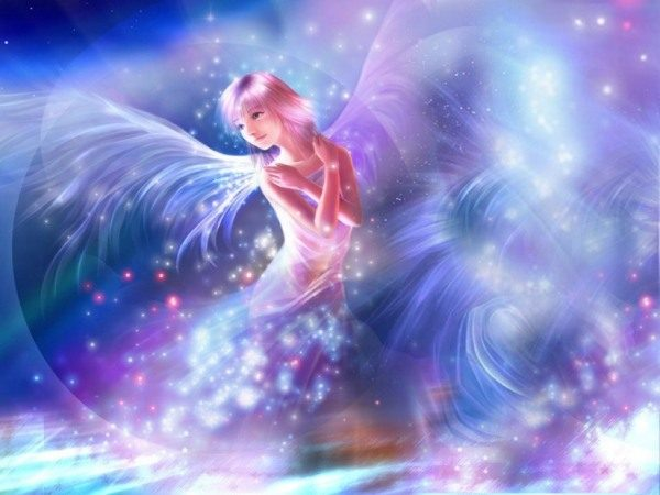 Beautiful Angel Picture