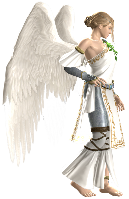 Picture: Beautiful Image Of Angel !