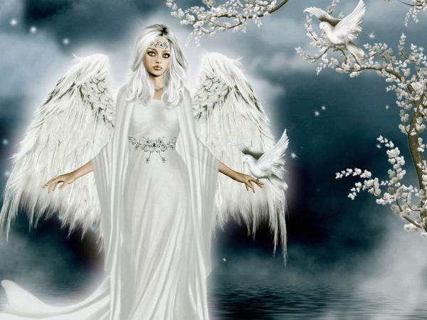 Beautiful Image Of Angel