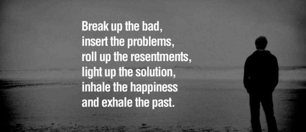 Break Up The Bad Insert The Problems
