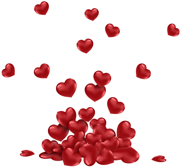 Bunch of Hearts Picture