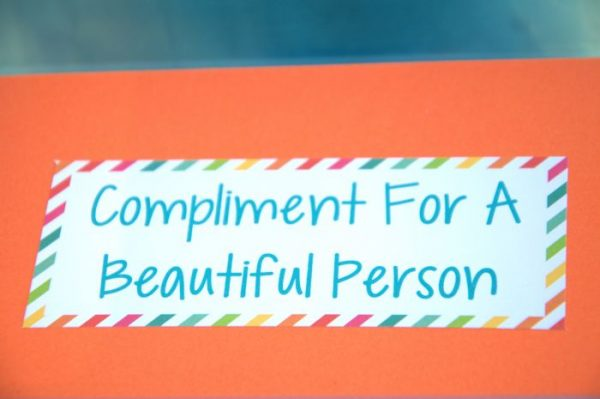 Compliment For A Beautiful Person