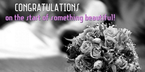 Congratulations On The Start Of Something Beautiful