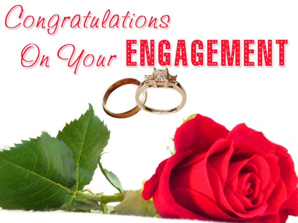 Picture: Congratulations On Your Engagement