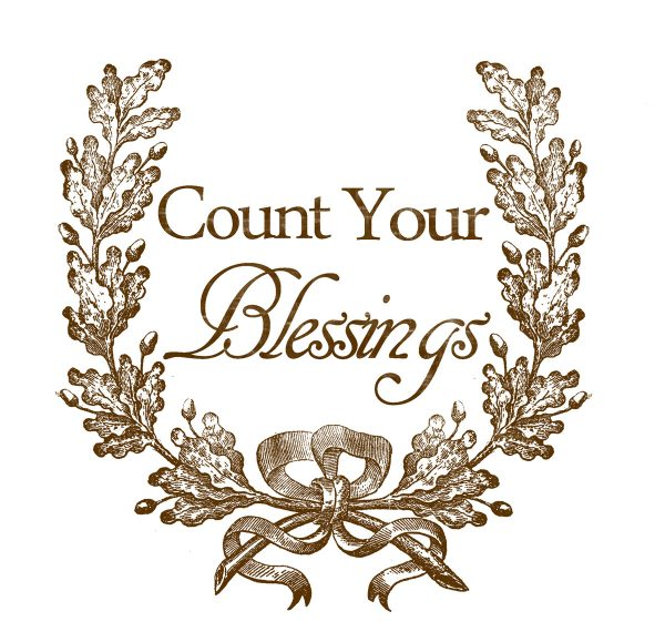 Count Your Blessings Image