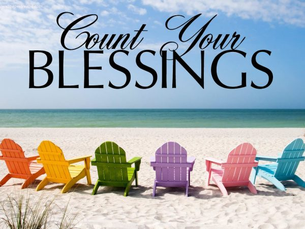 Count Your Blessings Pic