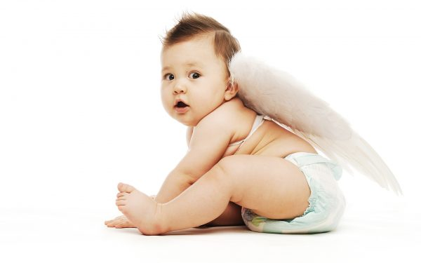 Cute Fairy Baby Image