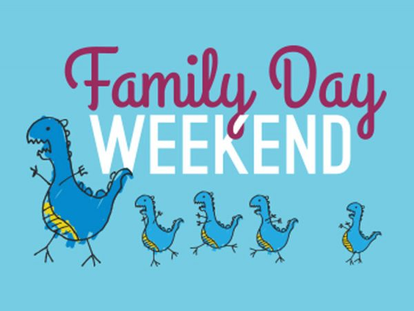 Family Day Weekend