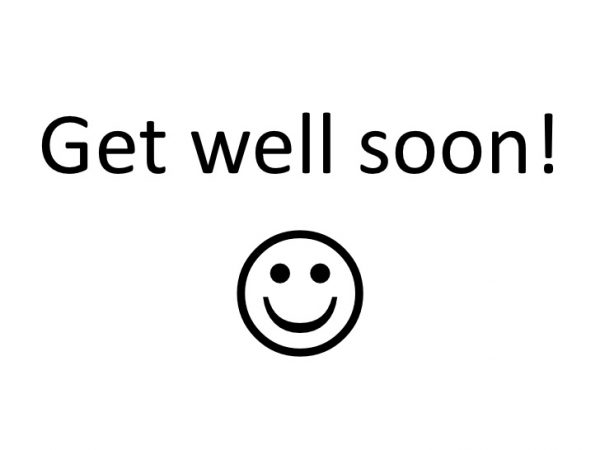 Get Well Soon Attractive Photo
