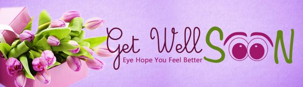 Get Well Soon Eye Hope You Feel Better