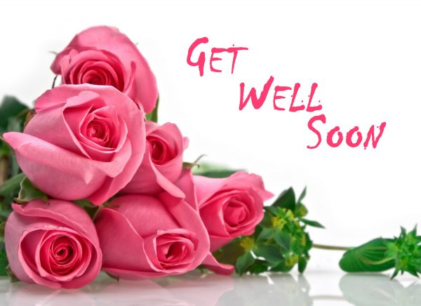 Get Well Soon Flower Image