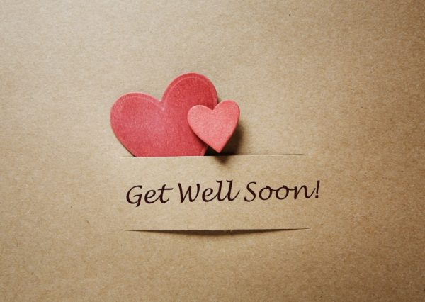 Get Well Soon Heart Image