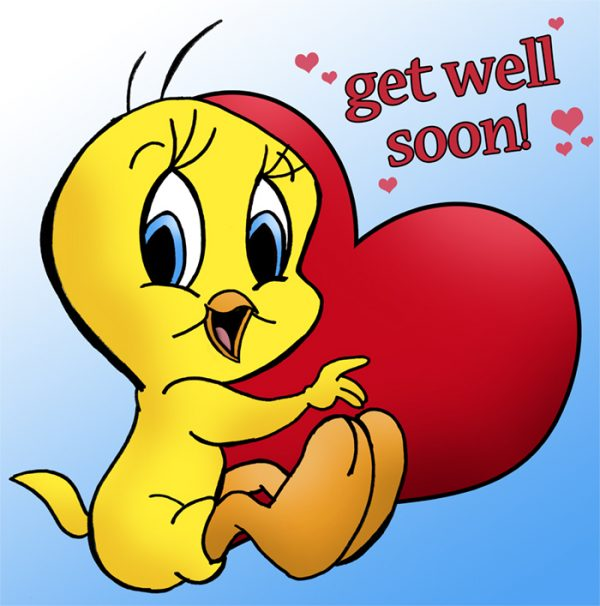 Get Well Soon Lovely Image