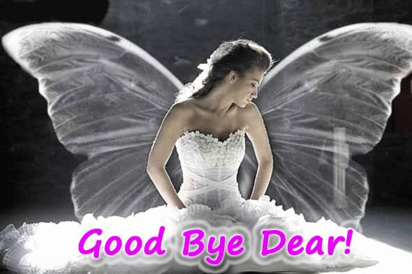 Good Bye Dear Angel Graphic