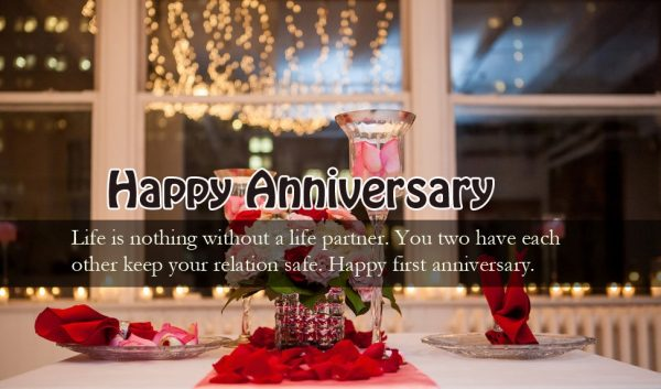 Happy Anniversary !!