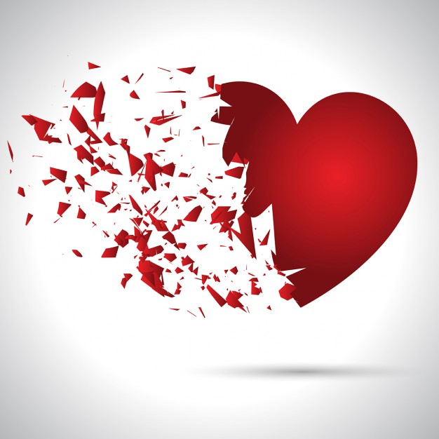 Love Broken couple Wallpaper : Heart Broken Pictures, Images, Graphics