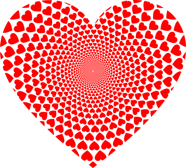 Hearts Vortex Heart