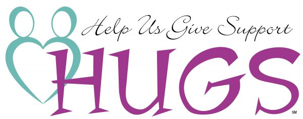 Help Us Give Support Hugs