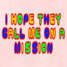 I Hope They Call Me On A Mission Graphic