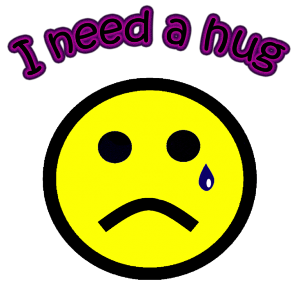 Picture: I Need A Hug