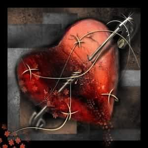 Image Of Broken Heart !