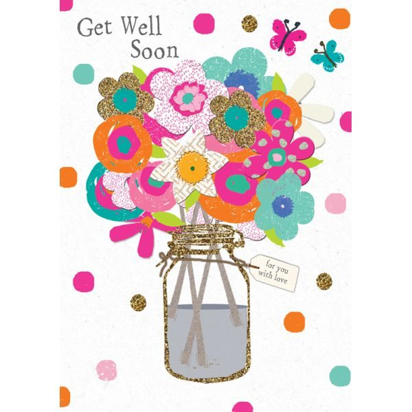 Image Of Get Well Soon !