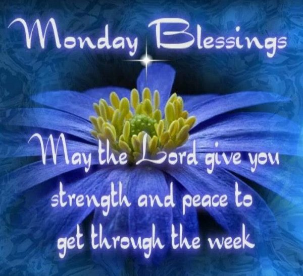 May The Lord Give You Strength