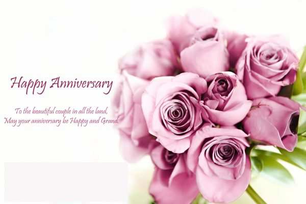 Picture: May Your Anniversary Be Happy And Grand