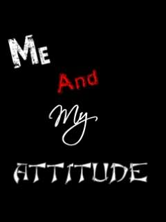 Me And My Attitude