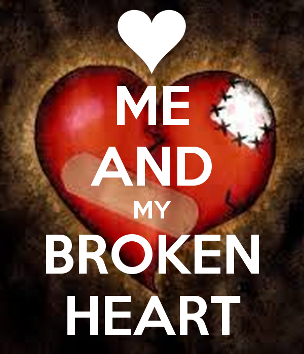 Me And My Broken Heart