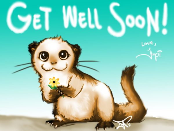 Nice Image Of Get Well Soon