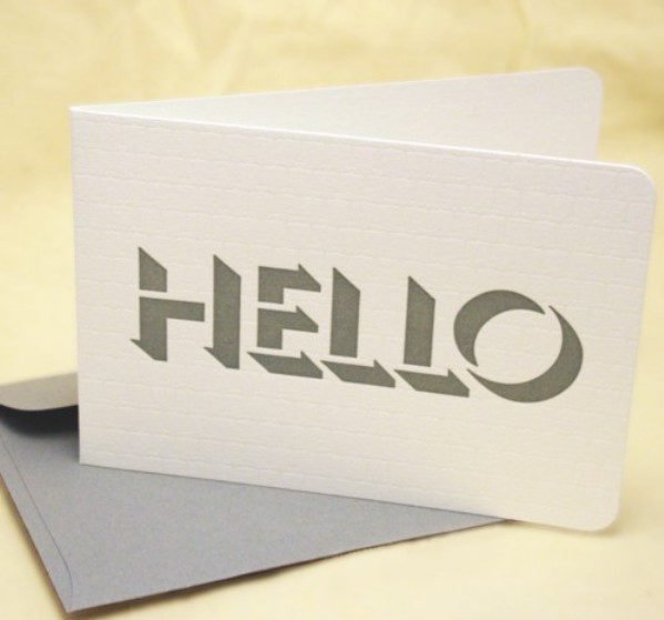 Picture Of Hello