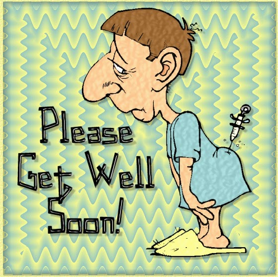 Please Get Well Soon Image