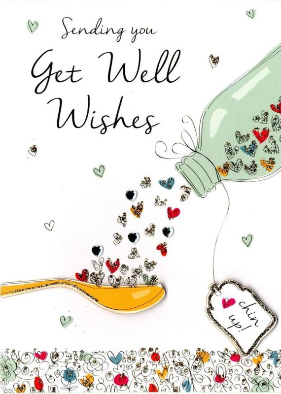 Sending You Get Well Wishes