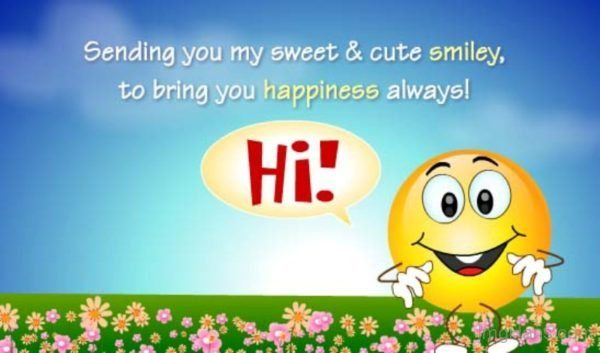 Picture: Sending You My Sweet
