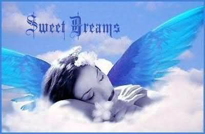 Picture: Sweet Dreams Angel Graphic