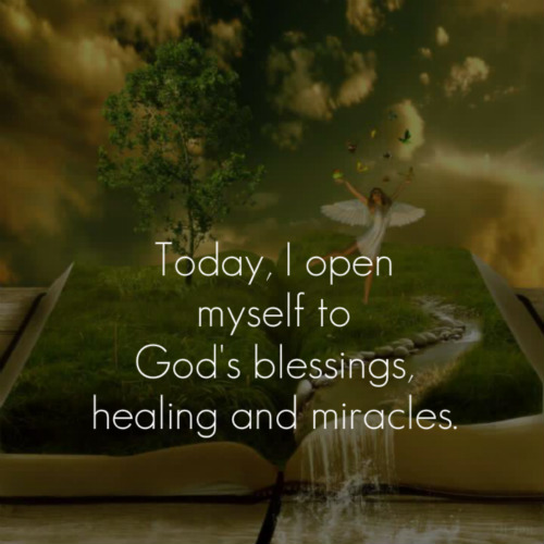 Gods Miracles Quotes: Blessings Pictures, Images, Graphics
