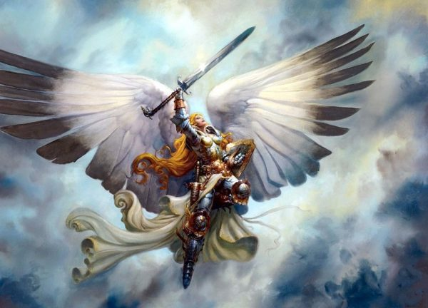 Picture: Warrior Angel Image