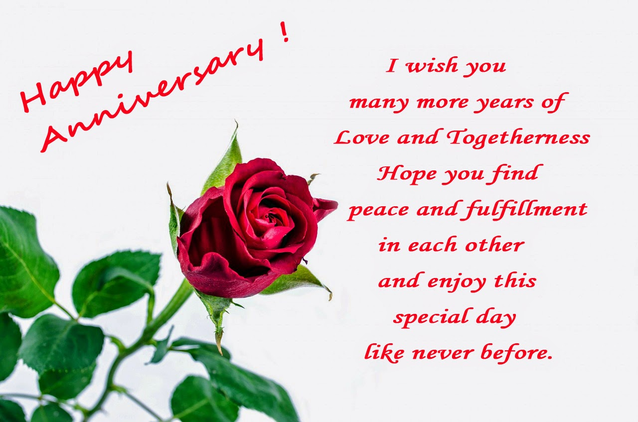 Wedding Anniversary Wishes To Sweet Heart