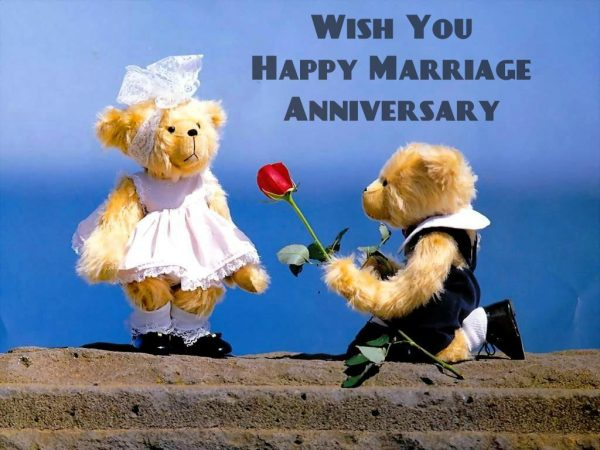 Wish You Happy Marriage Anniversary