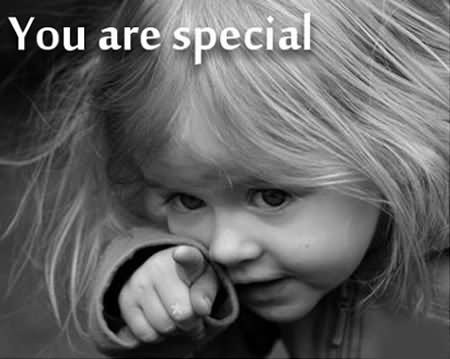 You Are Special