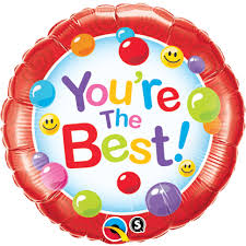You're The Best !